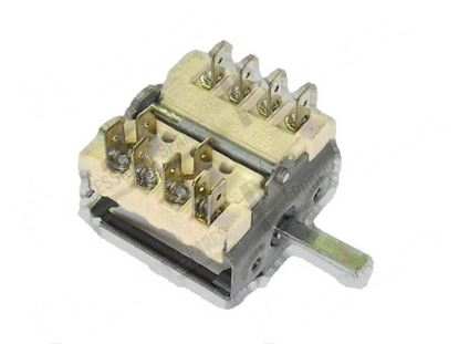 Picture of Commutator 0-1 positions for Giorik Part# 6030019