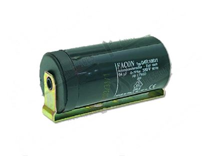 Picture of Capacitor start 64-77 µF 330V for Scotsman Part# 62016701