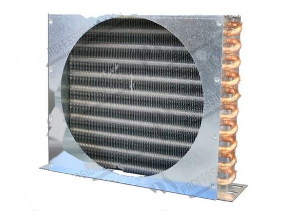 Picture of Air cooled condenser 295x265x85 mm for Scotsman Part# 62043900