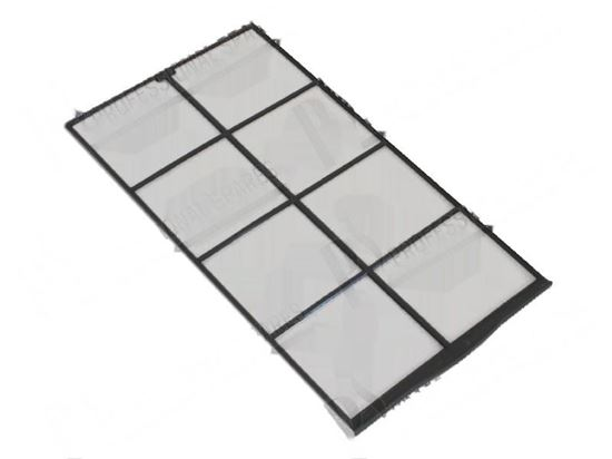 Picture of Air filter 500x270 mm for Scotsman Part# 66080502