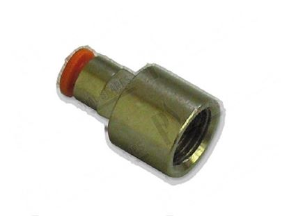 Picture of Pipe fitting F 12 mm for Wascator Part# 471869072