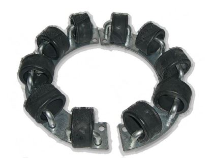 Picture of Motor sospensor unit for Wascator Part# 489531810