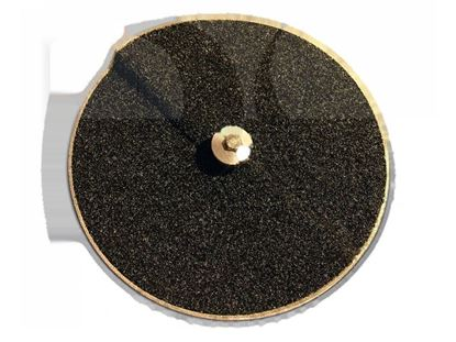 Picture of Abrasive plate for 5kg veg.peeler for T5S for Zanussi, Electrolux Part# 0002, 033460, 653182