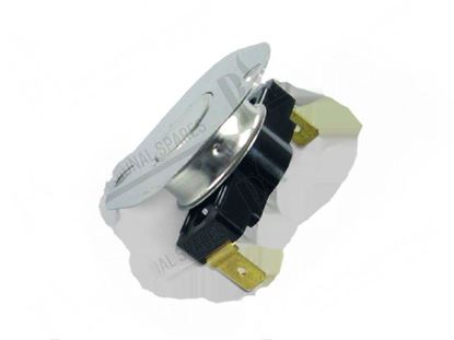 Picture of Bi-metal thermostats 110°C 1P for Zanussi, Electrolux Part# 0K7651