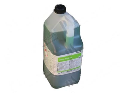 Picture of Acid liquid scales remover; LIME A WAY EXTRA-1 canister 5lt for Zanussi, Electrolux Part# 0S0315, 0S0840