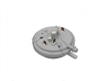 Picture of Air pressure switch 1 level 2,7/2,15 mbar Pmax. 50mbar for Fagor Part# 12018227, R723004000