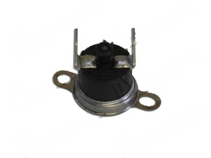 Picture of Bi-metal thermostat 110° 250V 10A for Fagor Part# 12095018, 12096597
