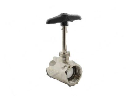 Picture of Ball valve with handle for Granuldisk Part# 19671, 5112