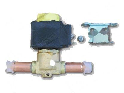 Picture of Expansion valve CASTEL 1028/M10S for Scotsman Part# 19863034, CM19863034
