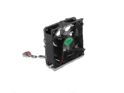 Picture of Compact fan 92x92x25 mm - 2,3W 12Vdc for Convotherm Part# 2118786, 5018058