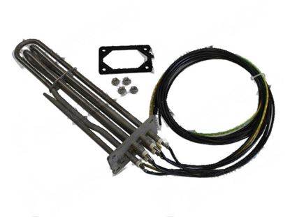 Picture of Boiler heating element 6600W 230V for Convotherm Part# 2619187, 5017012