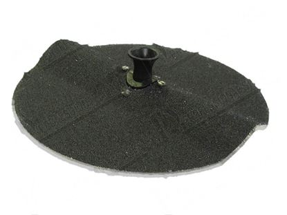 Picture of Abrasive plate for 5 kg vegetable peeler for Zanussi, Electrolux Part# 28535, 653316