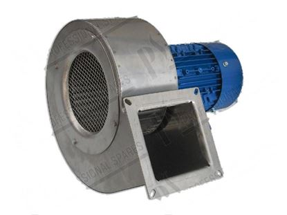 Picture of Aspirator 550W 230/400V 50Hz 2,31/1,33A for Dihr/Kromo Part# 3000300, DW3000300