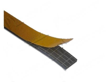 Picture of Adhesive EPDM gasket 8x3 mm (sold by meter) for Zanussi, Electrolux Part# 46583
