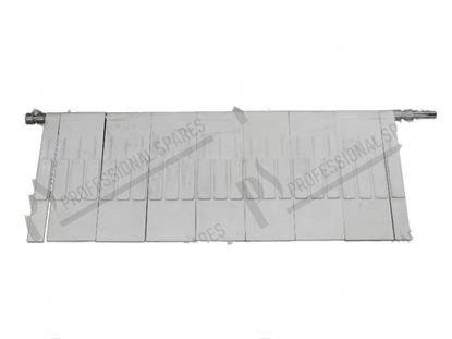 Picture of Curtaina 290x115 mm - with shaft for Scotsman Part# 78425001R