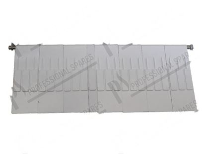 Picture of Curtaina 280x115 mm - with shaft for Scotsman Part# 78425002R