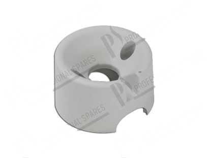 Picture of Adapter for rinse arm front  55x33 mm for Meiko Part# 9500042, 9747787, ME9747787