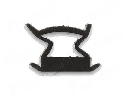 Picture of 3-sided profile seal for Meiko Part# 9728127, ME9728127