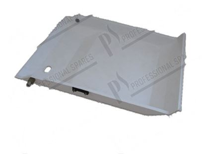 Picture of Deflector panel 420x335 mm + Stem magnet for Scotsman Part# CM25880123, CM81453466, CM81453692