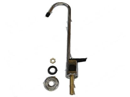 Picture of Water tap H=280 mm for Scotsman Part# CS0002521705