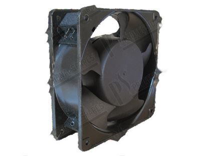Picture of Compact fan 120x120x38 mm - 20W 230V 50/60Hz for Iglu Part# K0009500