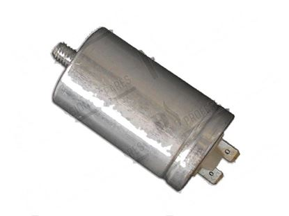 Picture of Capacitor for power factor correction 5 µF 400V 50/60Hz for Unox Part# KVE1085A, VE1085A0