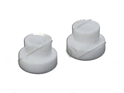 Picture of Bushing in teflon int 6,5 mm [2 pcs] for Unox Part# TF1010A0